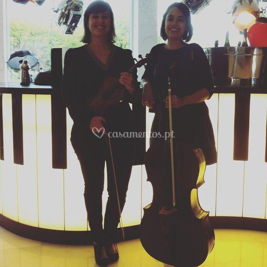 Lisboa Duo - Hotel Fénix Music