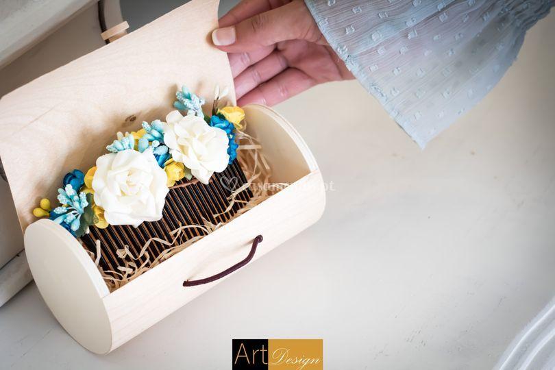Acessório noiva axb