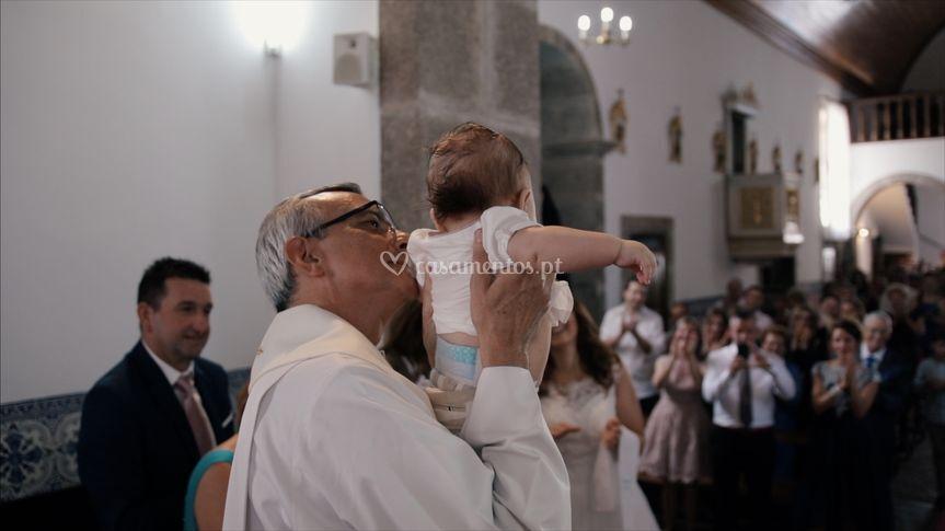 Batizado e casamento