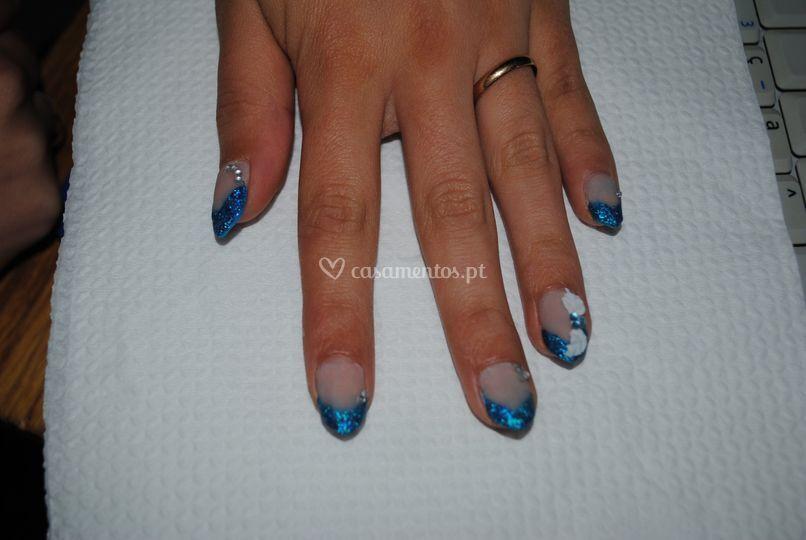 Francesa azul