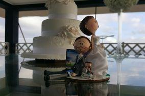 Arte Q.B - Topo de bolo