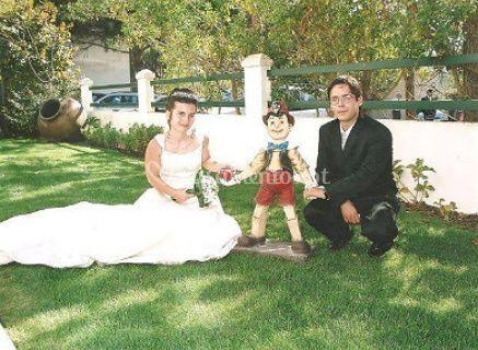 Recepções de casamento