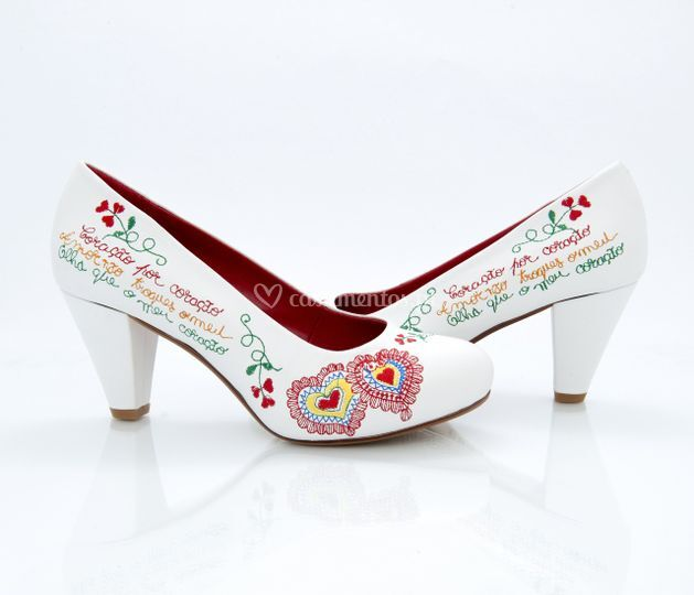 Sapatos Peónia
