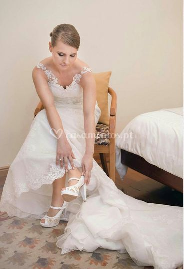 Noiva personalizado
