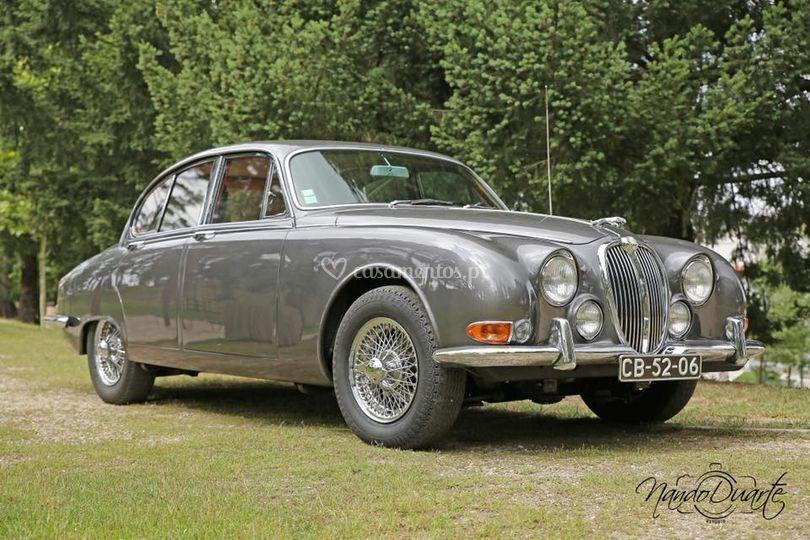 Jaguar 3. 8 s