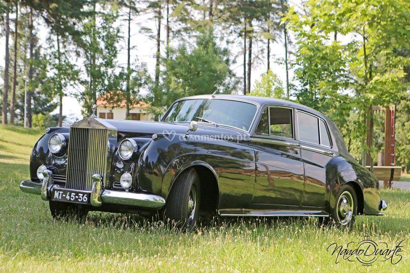 Rolls-royce cloud silver i