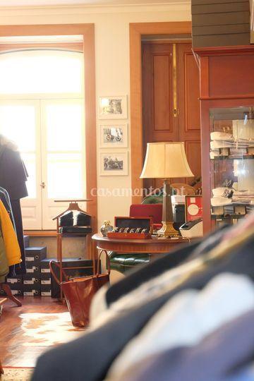 Franco's Classic Showroom