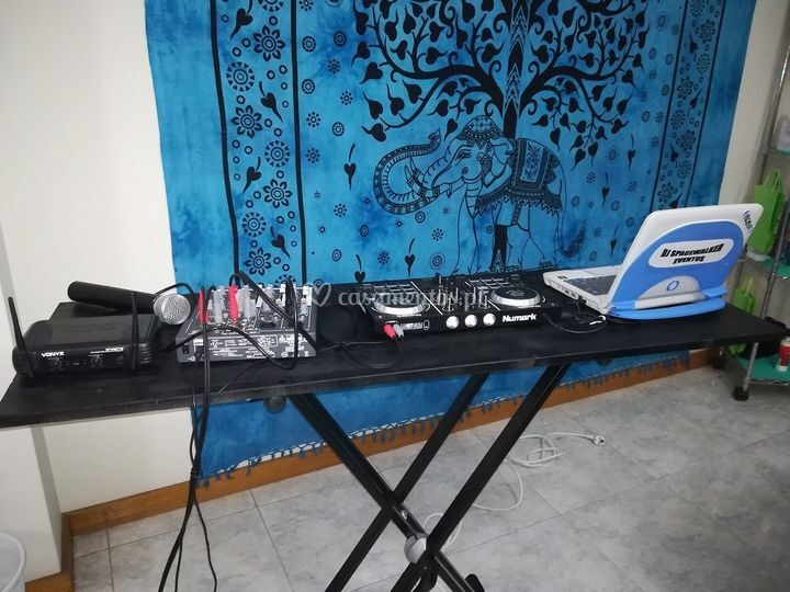 DJ SpaceWalker Eventos