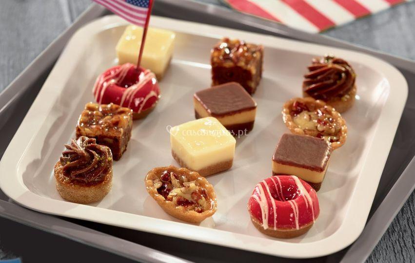 Mini doces york