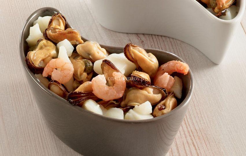Mistura frutos mar