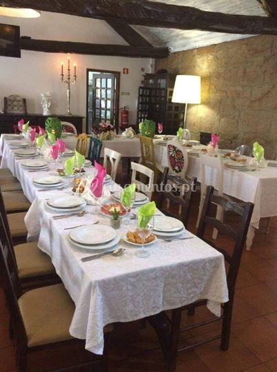 Banquetes especiais
