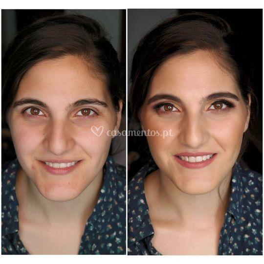 Sara Osório Makeup - Noiva