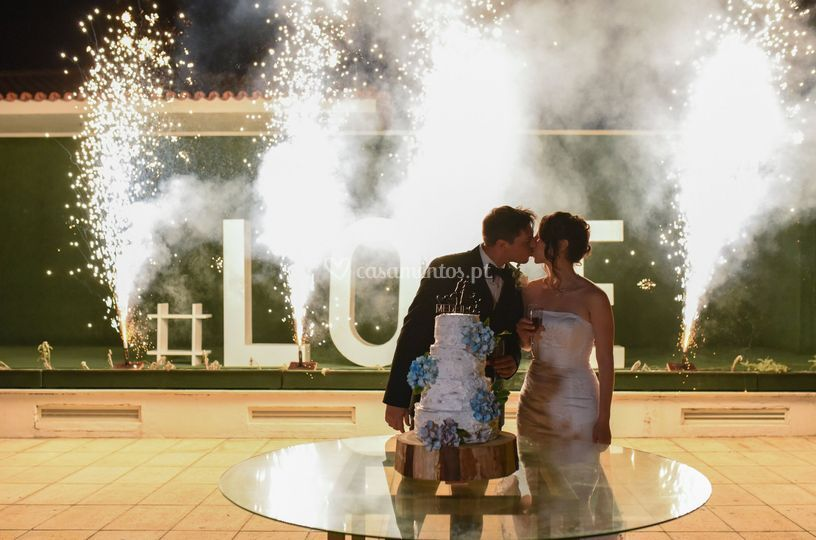 Nossos noivos