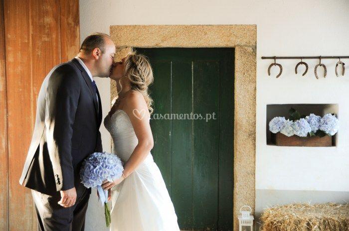 Casamento rustic chic