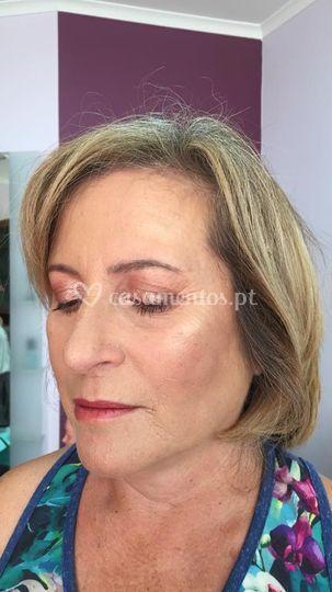 Maquilhagem peles maduras