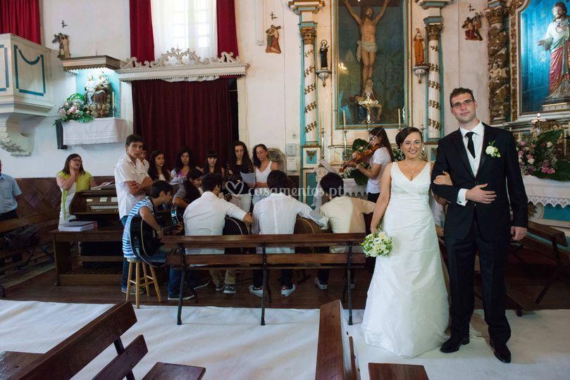 Casamento Cátia & Frederico