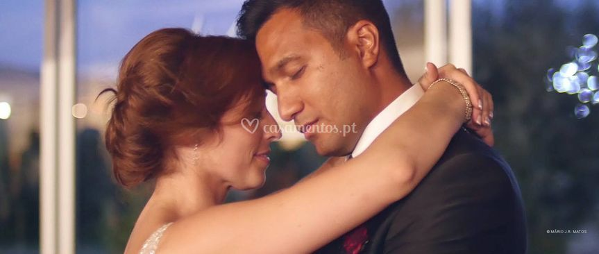 Vídeo de Casamento: dança