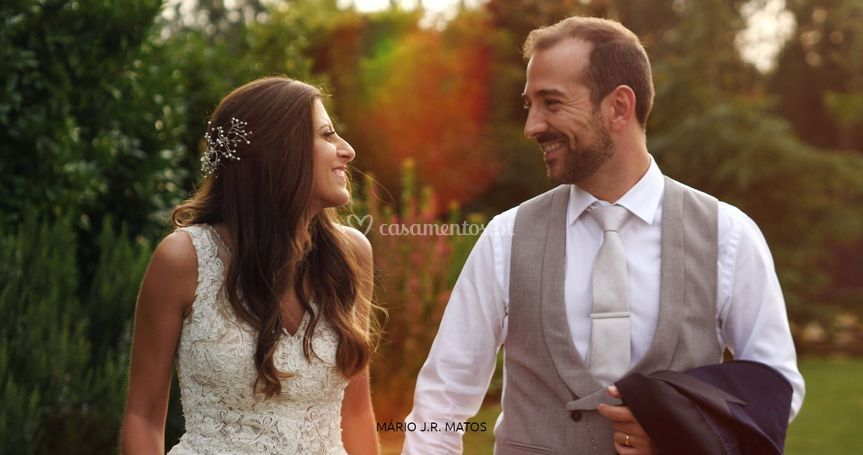 Vídeo de Casamento: Dia