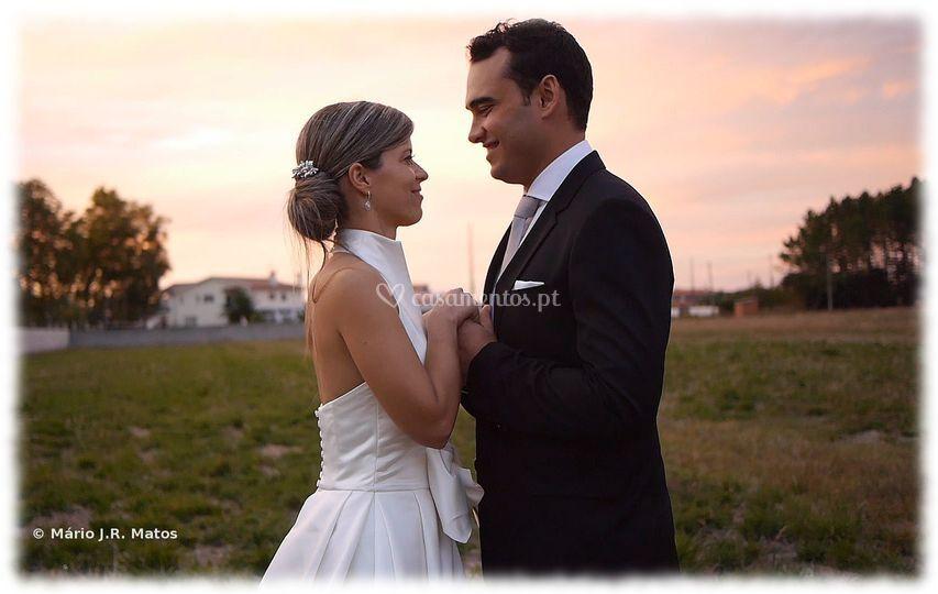 Vídeo de casamento, aveiro
