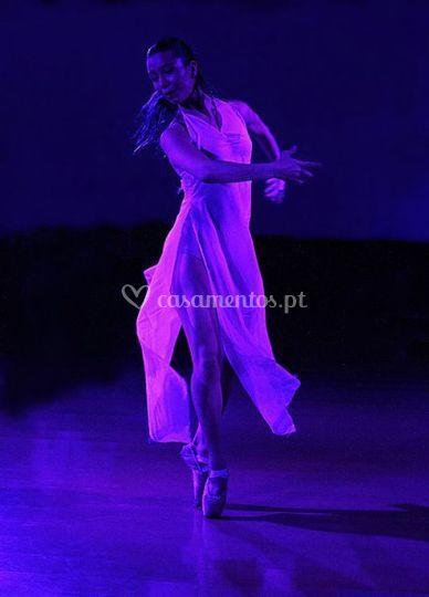 Animação com dança