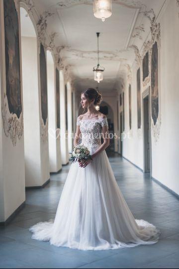 A noiva no Castelo