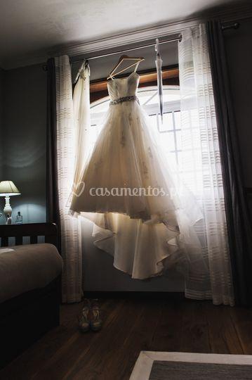 O vestido especial