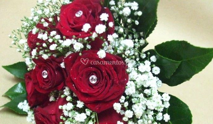 Bouquet para damas de honor