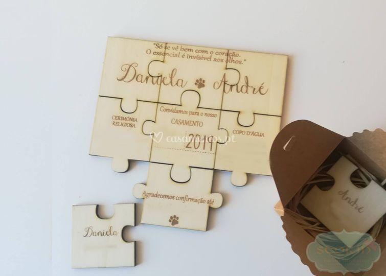 Convite Puzzle