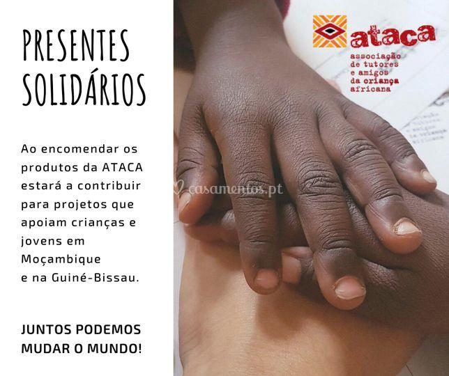 Presentes Solidários ATACA