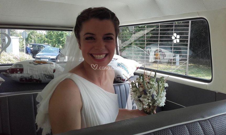 VW noiva