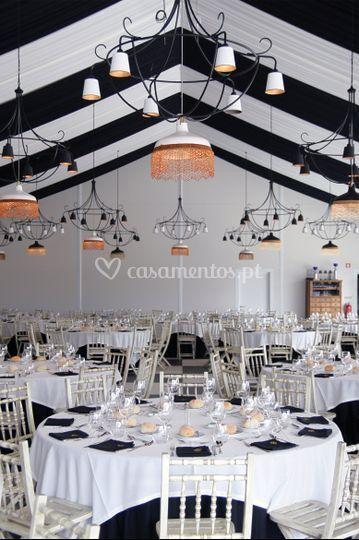 Stroganov salão de eventos
