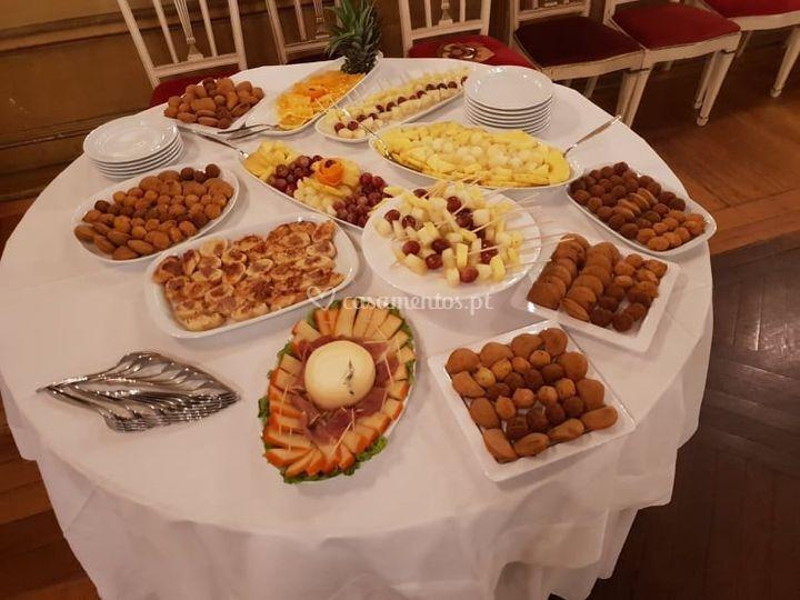 Eventos & sabores