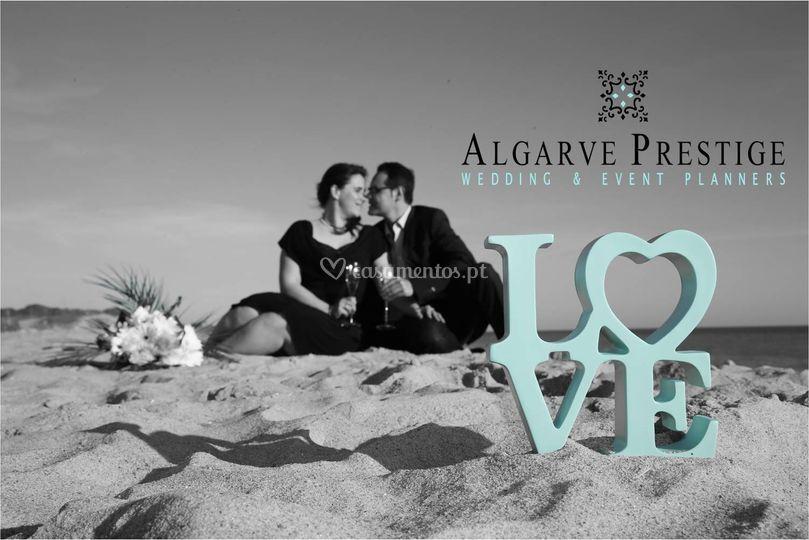Algarve Pedido Casamento Praia