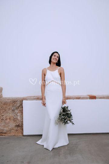 Coleção 2021 Vestido Teresa