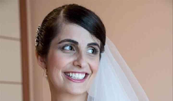 Noiva Joana Isabel