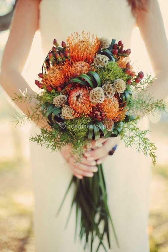 Bouquet outono