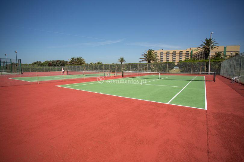 Courts de ténis