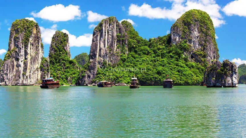 Vietname - Halong Bay