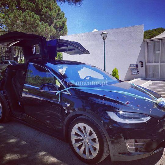 Tesla Casamento
