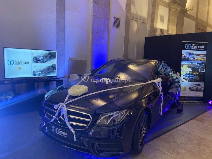 Mercedes E300d Azul Cavansit