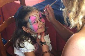 Makeup Cores & Balões