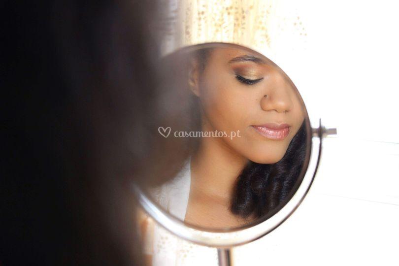 Maquilhagem por Catila Gaspar