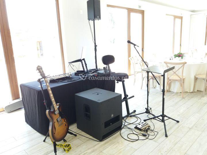 Pedro Santos - AcousticMoment