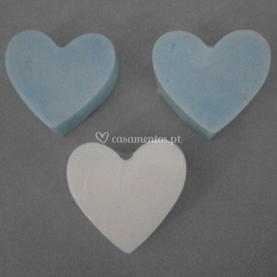 Mini- corações