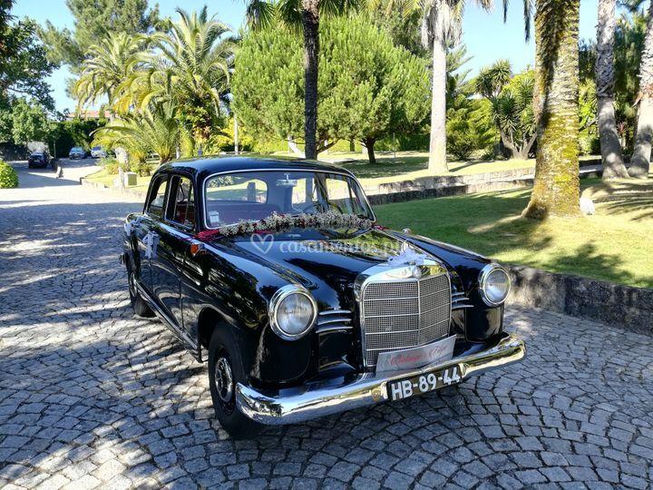 Mercedes 180