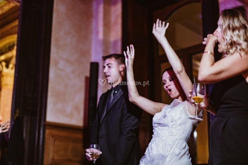 Casamento Forte da Cruz