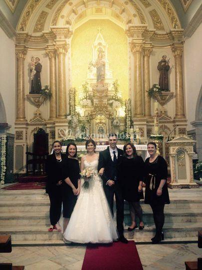 Cerimónia de Casamento