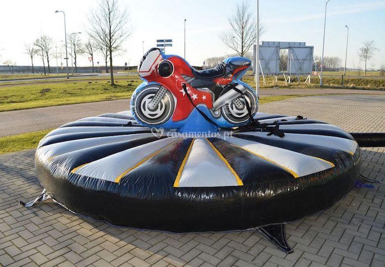 Insuflável Moto Rodeo