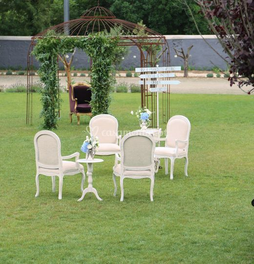 Mobiliário Lounge