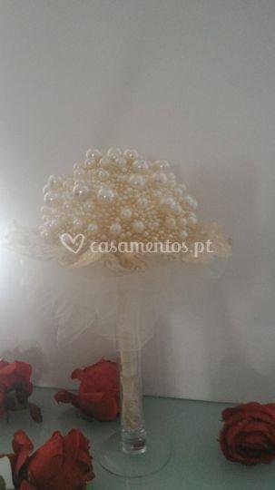 Bouquet perolas